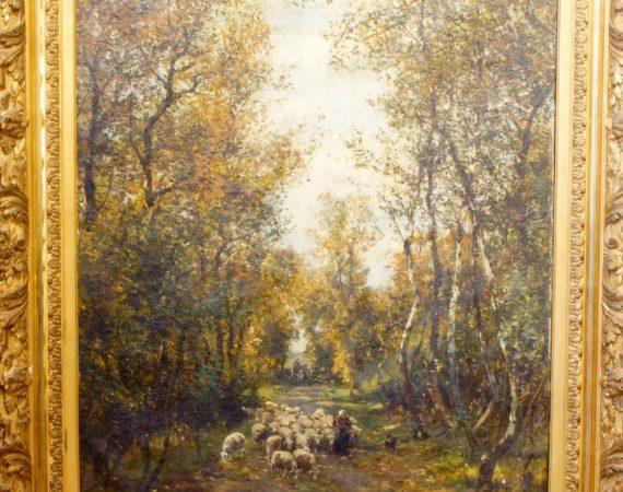 Frans Courtens ( 1854-1943)
