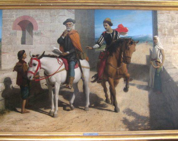 John Rogers Herbert :Christophe Colomb